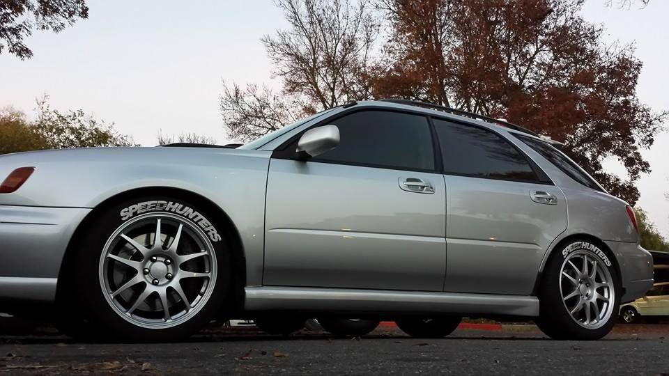 2002 Subaru Impreza WRX | WRX Wagon
