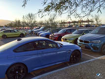 BMW Performance Driving Center at The Thermal Club