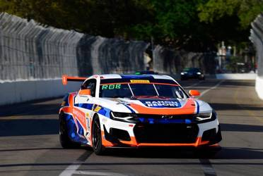 2019 Chevrolet Camaro | Forgeline Teams Dominate GT4 at GP St. Pete