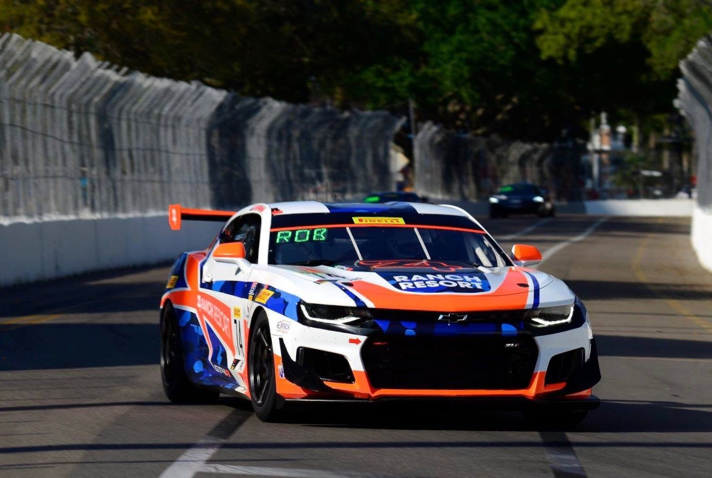 Forgeline Teams Dominate Gt4 At Gp St Pete