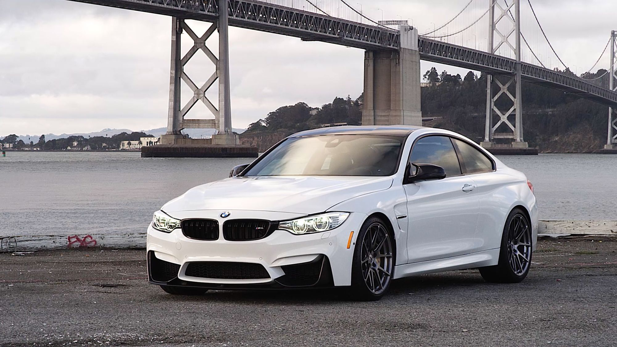 2015 BMW M4 |  BMW Car Club of America Car of Your Dreams M4 on Forgeline GA1R Wheels