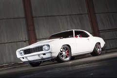 Phil Mitchell's Supercharged '69 Camaro on Forgeline ZX3P Wheels