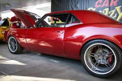Randy LaMarr's '68 Camaro on Grip Equipped Schism Wheels