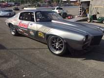 Jared Leisinger's Camaro on Forgeline GA3R Wheels