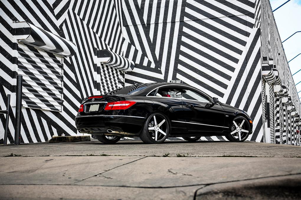 2012 Mercedes-Benz E-Class | '12 MB E350 on XO Miami's
