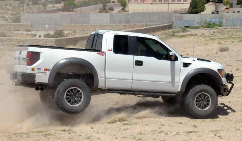 2013 Ford Raptor | Raptor Testing