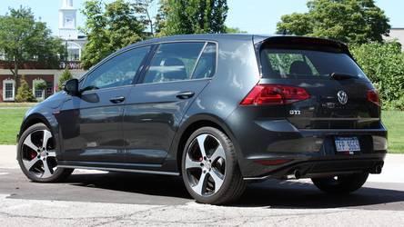 2015 Volkswagen GTI   '15 VW GTI Long Term Test