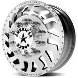 Dually Wheel - Bruiser - Front