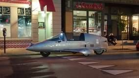 Plane car