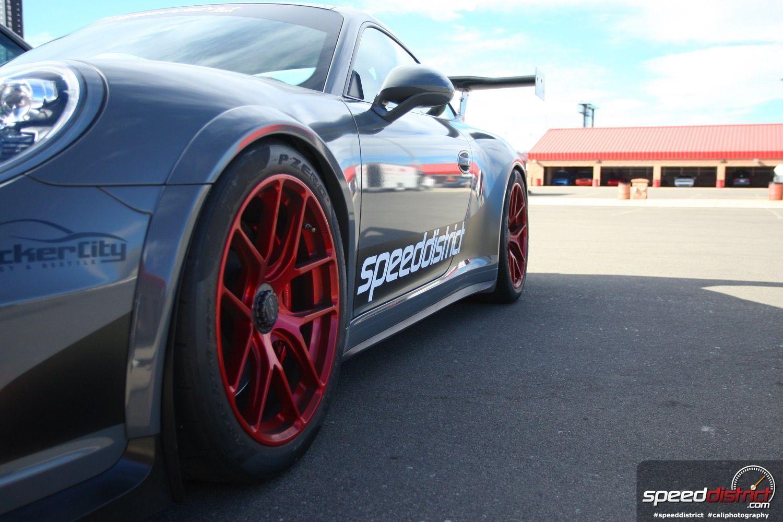 2017 Porsche 911 | Josh Shokri's 991 Porsche GT3 on Forgeline One Piece Forged Monoblock VX1R Wheels