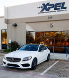 Mercedes protected with XPEL ULTIMATE