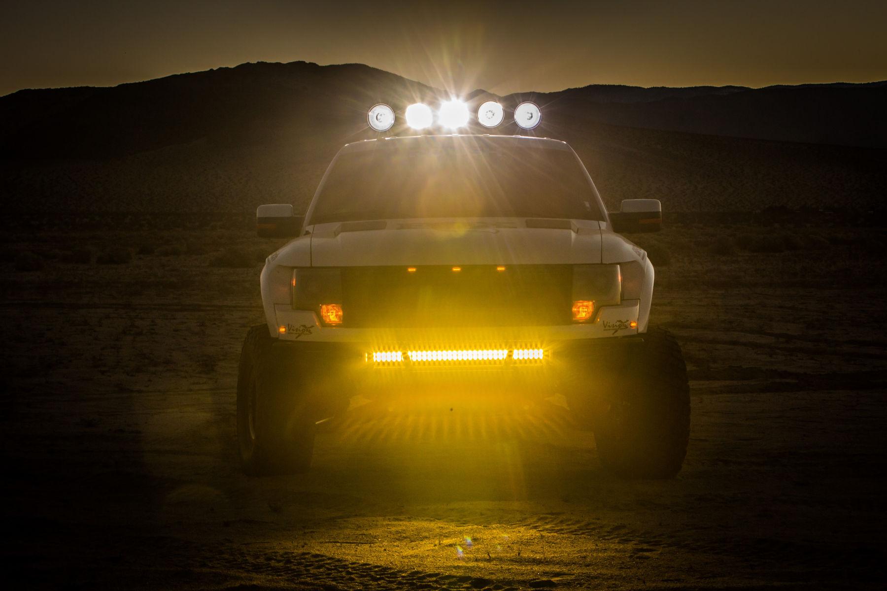 2013 Ford Raptor | Fox RPG Off-Road Raptor