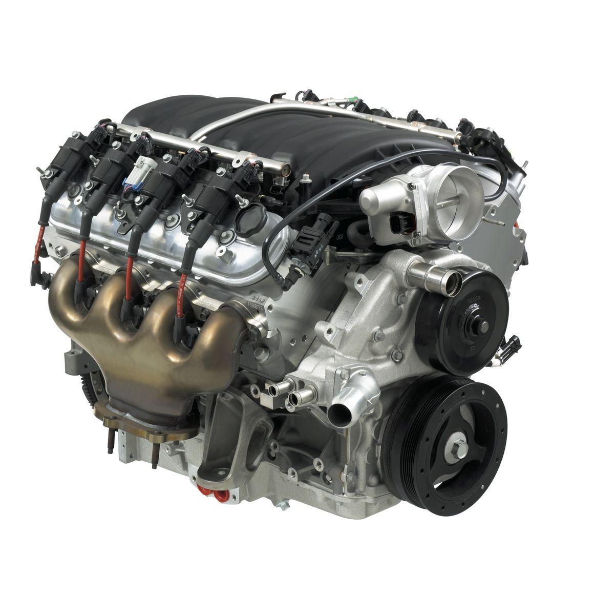 Chevrolet  | LS7 7.0L