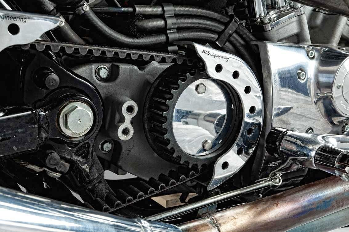 Harley-Davidson  | SCPR Sportster By DK Motorrad