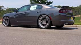 Warhawk Dodge Charger on Forgeline MS3C-SL Wheels