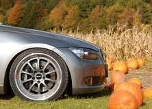 Turner Motorsport BMW 335i on Forgeline ZX3S Wheels