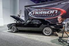Nelson Racing Engines 1650HP '67 Camaro on Forgeline GA3R Open Lug Wheels