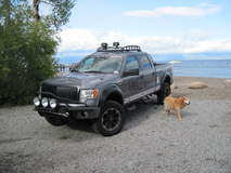 Hellwig F150 at Tahoe