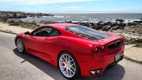 Ferrari F430 on Forgeline SE1 Wheels