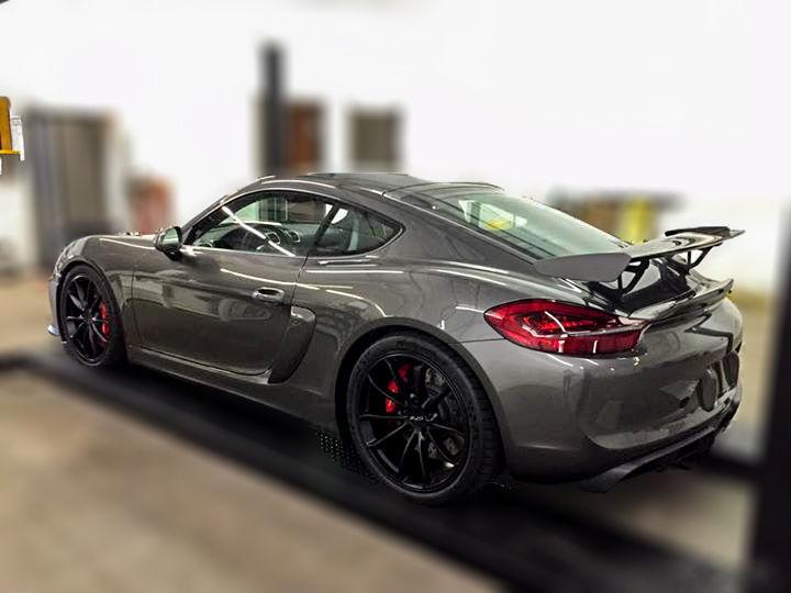 Porsche  | XPEL Austin Installations