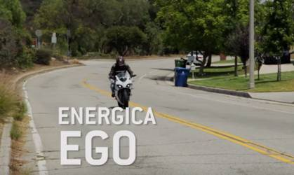 Translogic 181: Energica Ego Electric Motorcycle