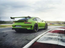 2019 911 GT3 RS - Rear Track View