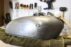 Tank prep