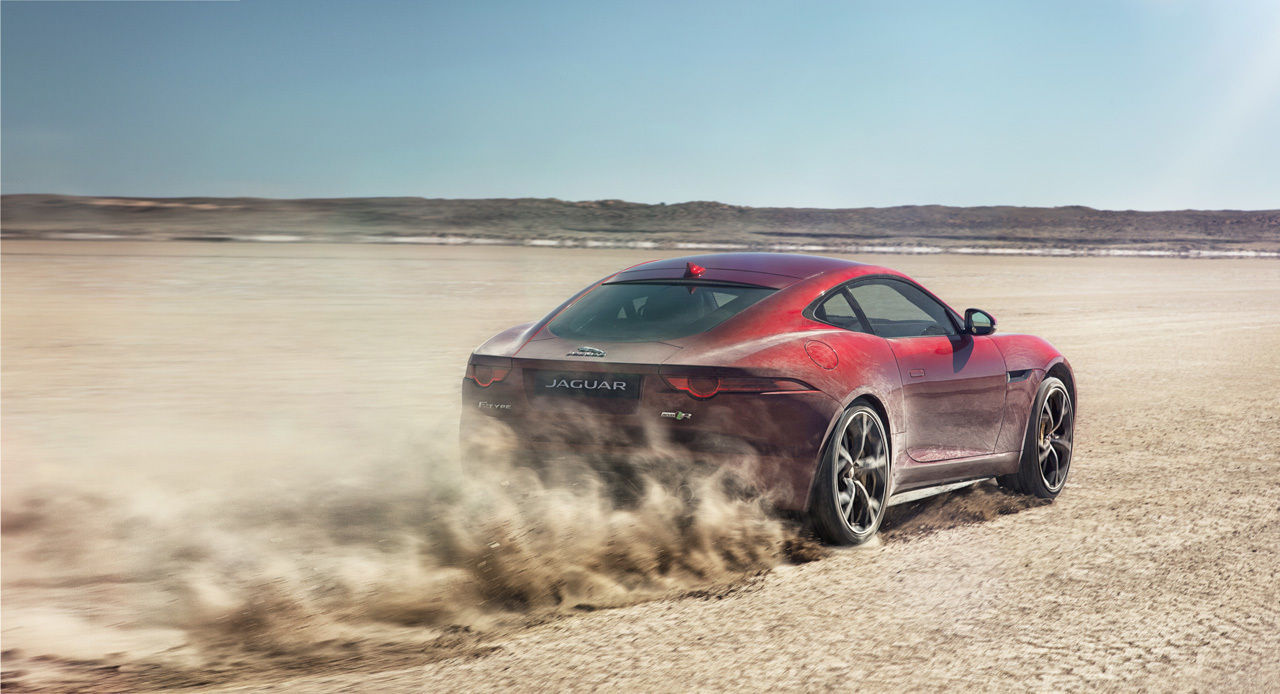 2016 Jaguar F-Type | 2016 Jaguar F-Type R AWD