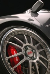 Brembo Brakes & OZ Wheels