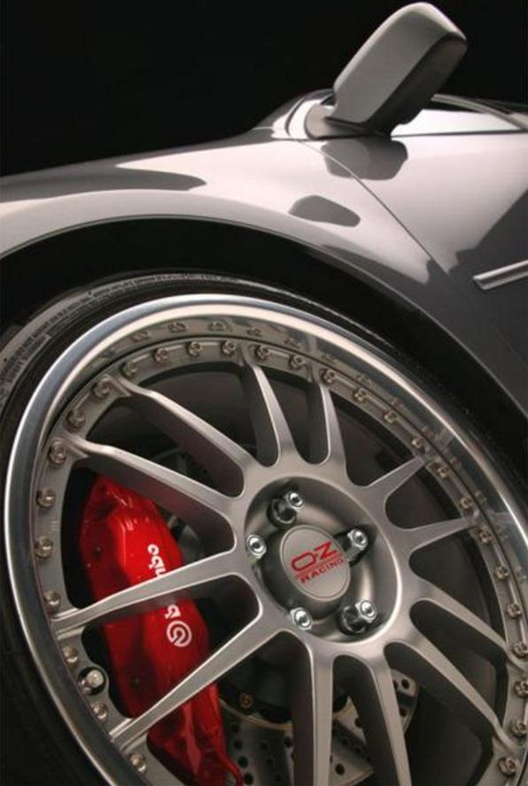 | Brembo Brakes & OZ Wheels