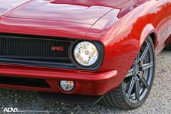 Custom 1968 Chevy Camaro