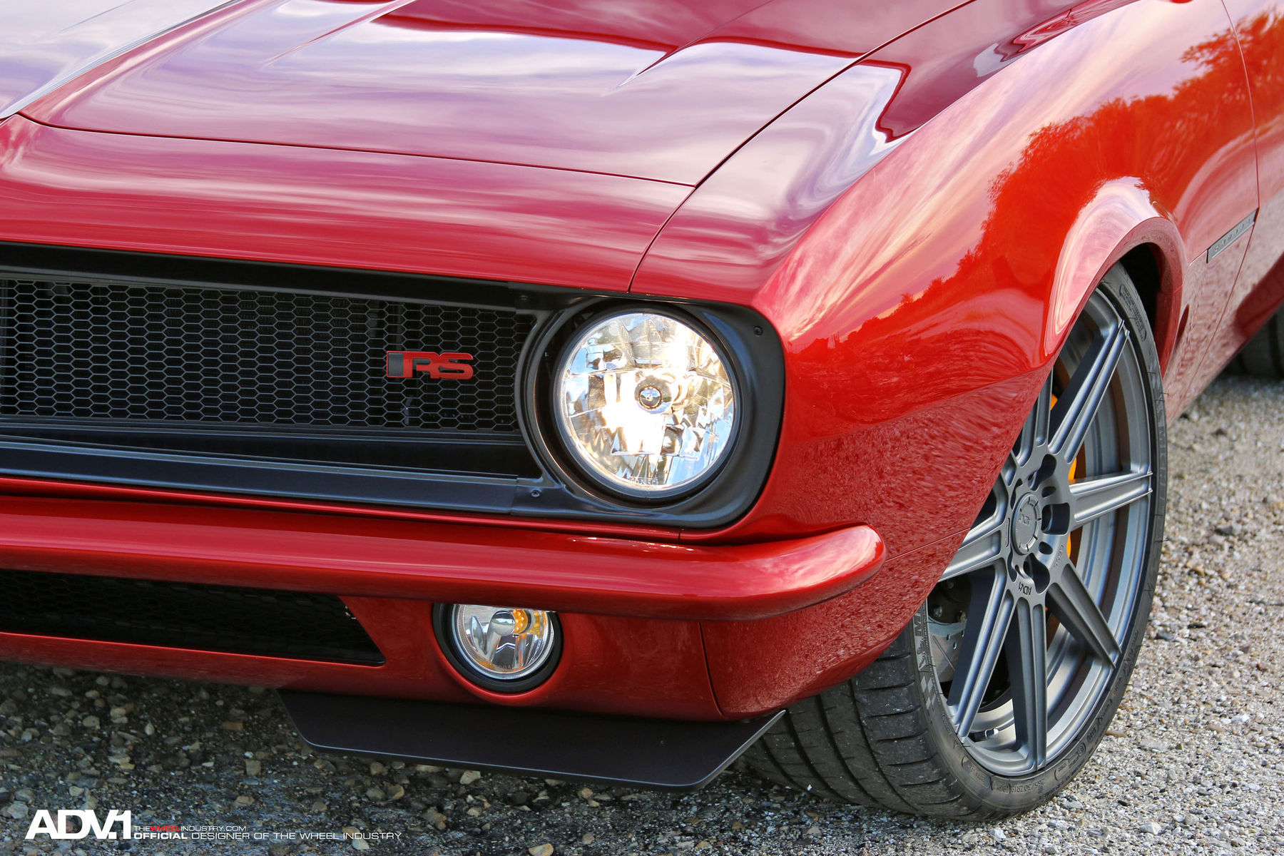 1968 Chevrolet Camaro   Custom 1968 Chevy Camaro