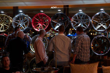 ADV.1 Wheels @ The SEMA Show