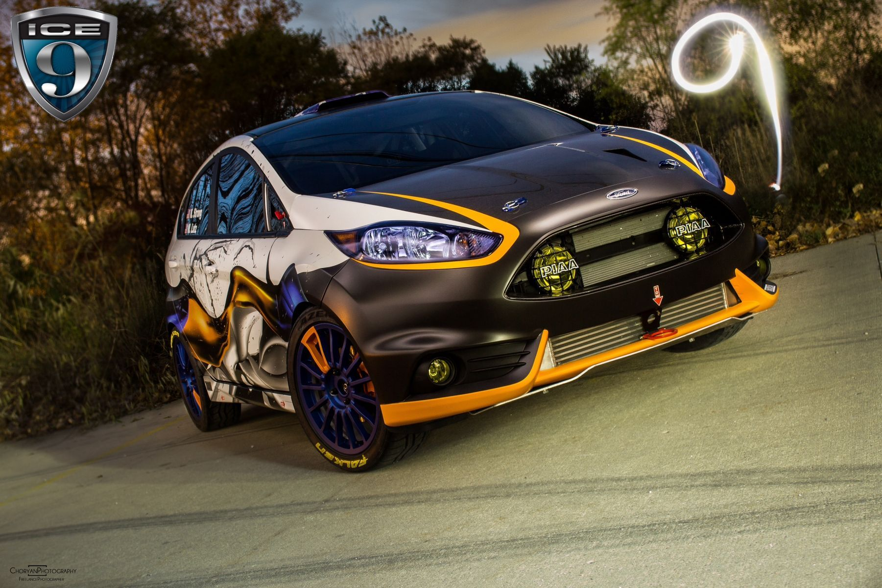 2014 Ford Fiesta | 2014 Fiesta ST Rally Edition