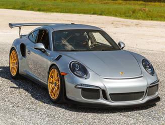 2018 Porsche 911 | Titan Motorsports Porsche GT3 RS on Forgeline One Piece Forged Monoblock VX1R Wheels