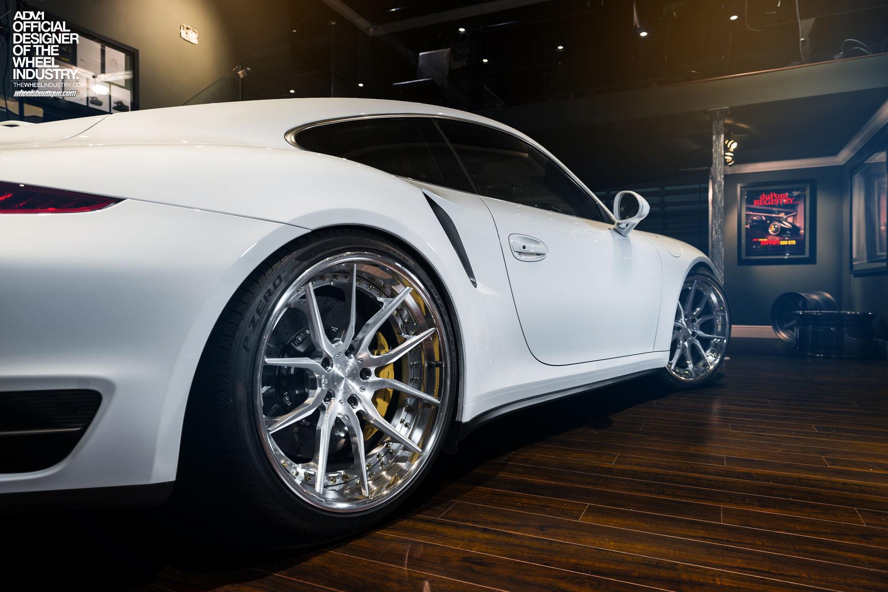 Porsche 911 | WB's 991 Turbo S