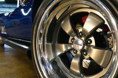 Corvette Stingray Featured on The Car Chasers on Forgeline CR3 Wheels