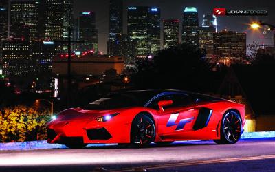 2014 Lamborghini Aventador | Lamborghini Aventador on Lexani LZ-105's