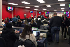 Media Center At Martinsville Speedway