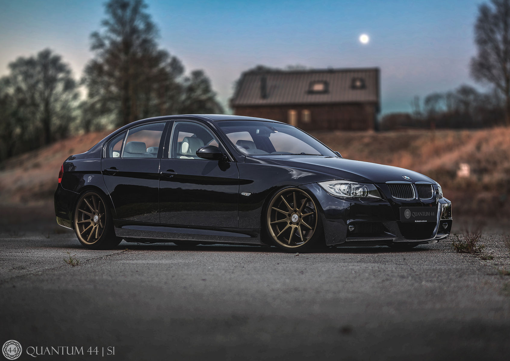 BMW 3 Series | quantum44 s1 -  BMW E90
