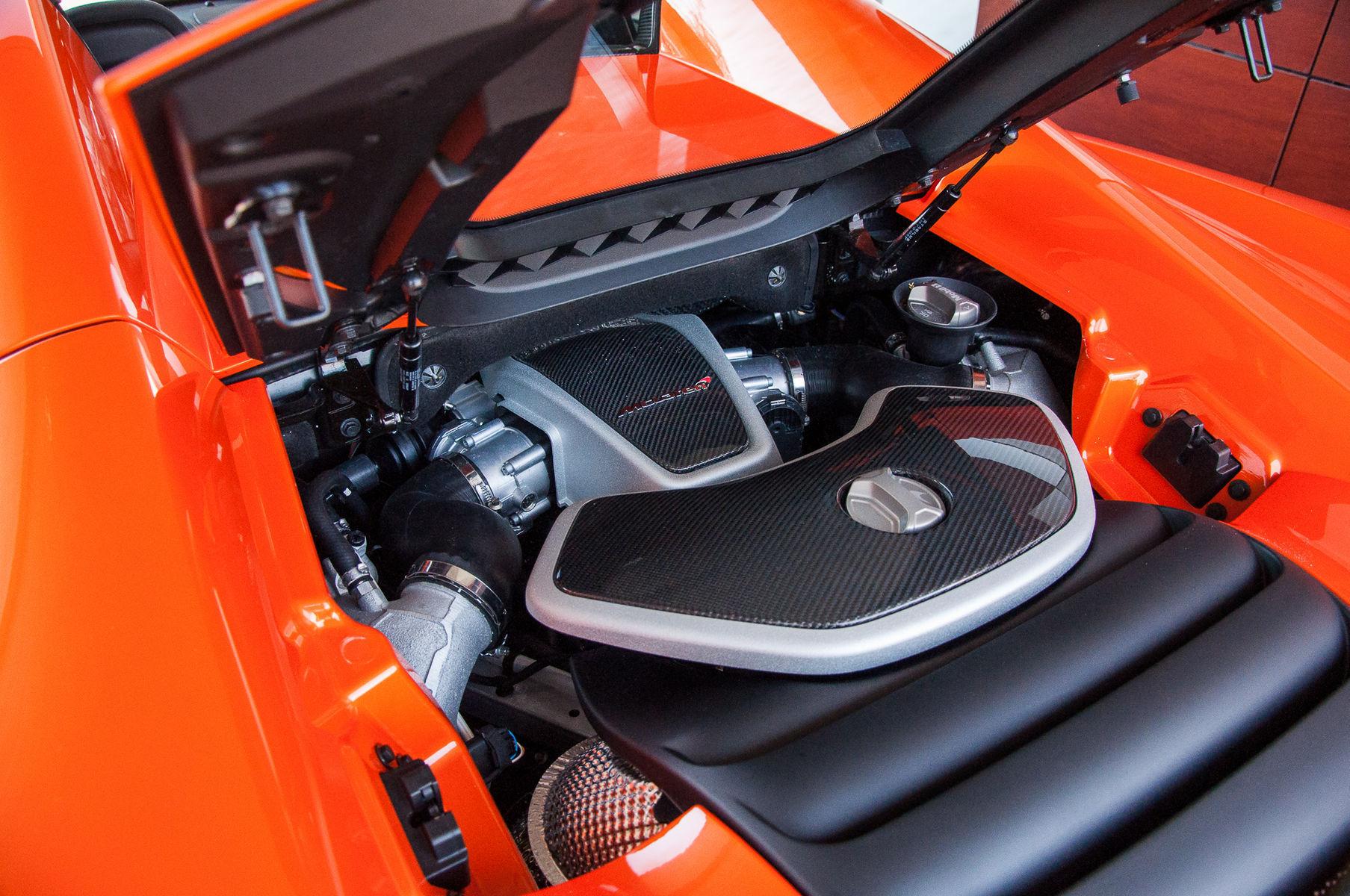 2014 McLaren 650S | 650S Spider 3670