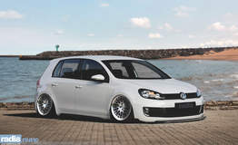 Radi8 R8A10 - Volkswagen Golf GTD