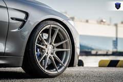BMW M4 Pair - Front Wheel
