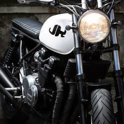 1995 Kawasaki ZR550-B1 ZEPHYR | JeriKan Motorcycle #6