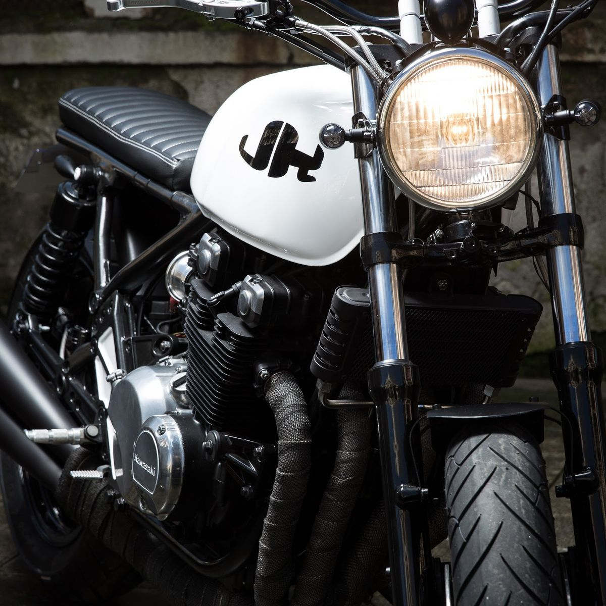 1995 Kawasaki ZR550-B1 ZEPHYR   JeriKan Motorcycle #6