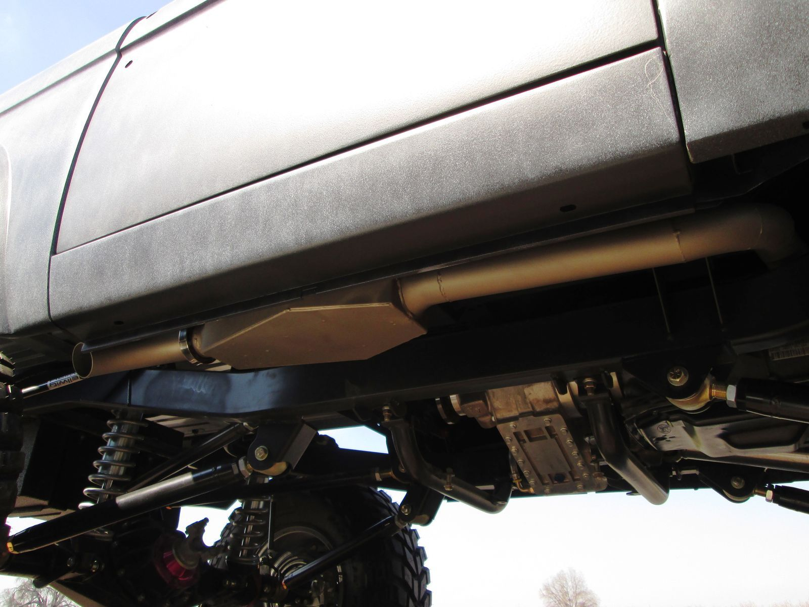 1968 Ford Bronco | Exhaust