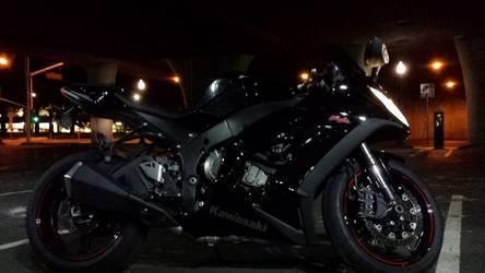 2011 Kawasaki ZX-10R NINJA | Night Terrorist