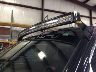 N-FAB Roof Mounts