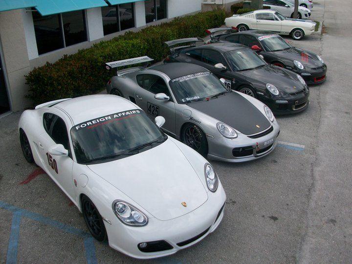 | Porsche