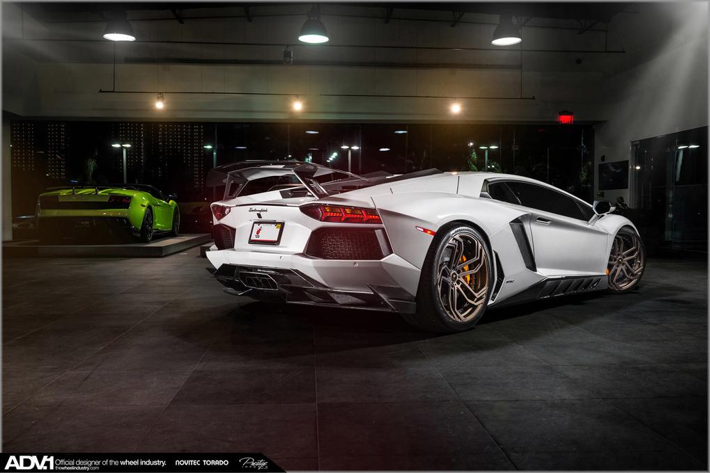 2013 Lamborghini Aventador | '13 Lamborghini Aventador on ADV.1's